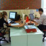 Meble do biura – wizytówka firmy